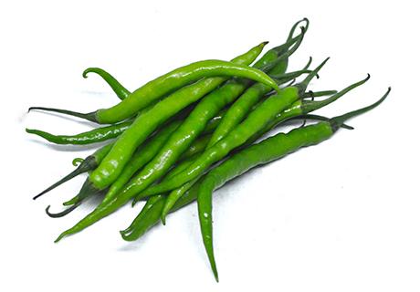 Green Chilli / Mirchi