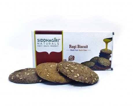 Ragi Biscuits/ Nachni Biscuits