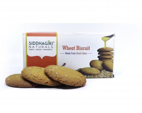 Wheat Flour Biscuits/Gahu Biscuits