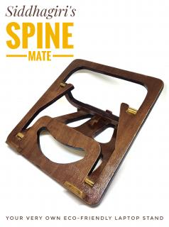 Buy Spine Mate ( Eco-friendly Laptop Stand) Online