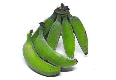 Desi Banana-Kachi