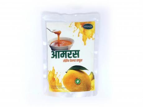Organic Aamras ( Mango Pulp )