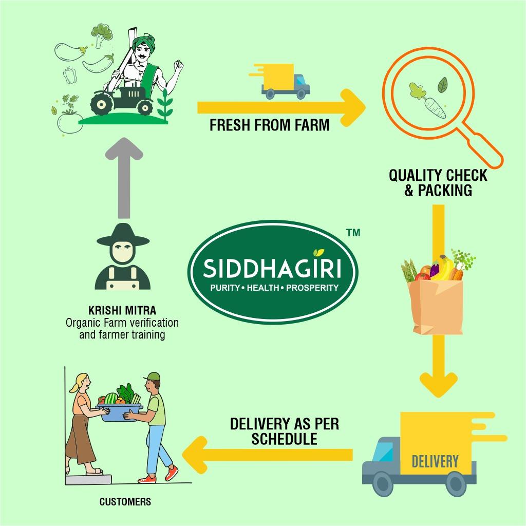 Buy Organic Pandhri Vangi / White Brinjal Online