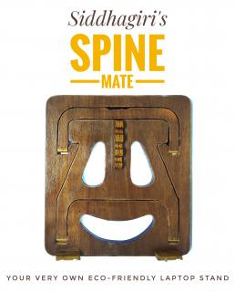 Buy Spine Mate ( Eco-friendly Laptop Stand)