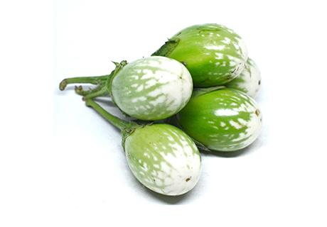 Pandhri Vangi / White Brinjal